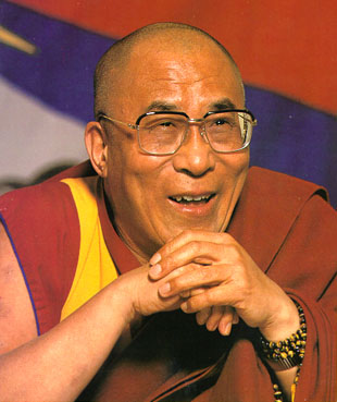 Large image of HH Dalai Lama
